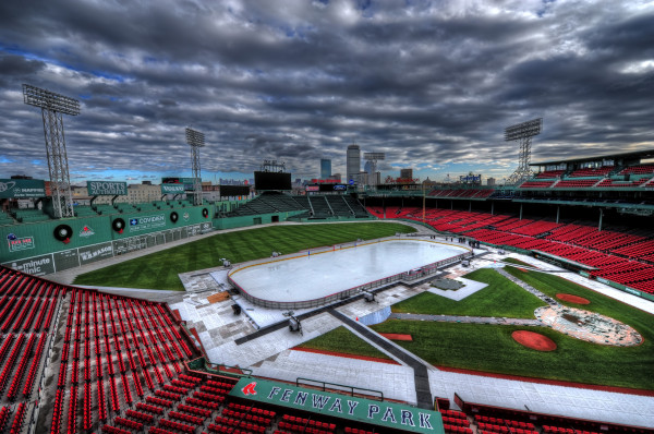 Image result for frozen fenway